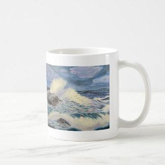 L'océan - une force de nature mug