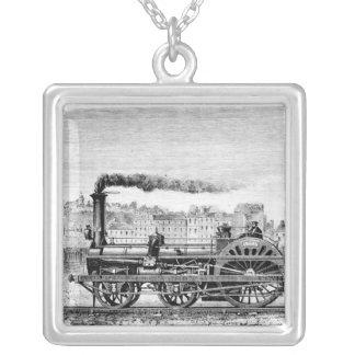 Locomotive à vapeur collier