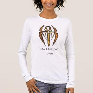 L'OddZ même du longsleeve de dames T-shirt À Manches Longues