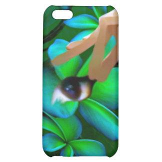 L'oeil a sélectionné le produit de fleurs étui iPhone 5C
