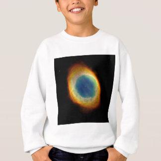 L'oeil de Dieu - nébuleuse d'anneau Sweatshirt