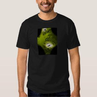 L'oeil peut voir t-shirts