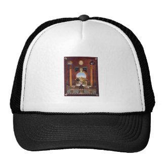 Loge maçonnique casquette trucker