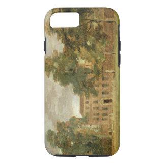 Loge occidentale, Bergholt est (huile sur le Coque iPhone 7