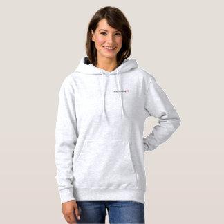 Logement juste 50 - le sweatshirt à capuchon des