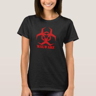 Logiciel malveillant t-shirt