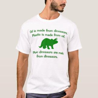Logique de dinosaure t-shirt