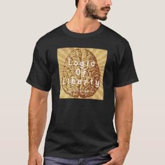 """Logique de T-shirt de """"special d'Éric"""" de liberté"""