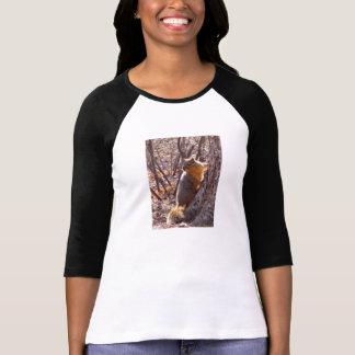 Logique d'écureuil t-shirt