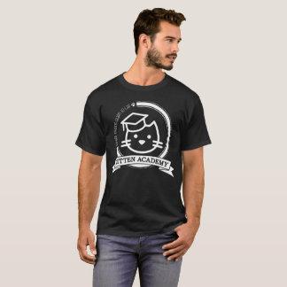 Logo 2017 de blanc de T-shirt de Ka-Escroquerie de