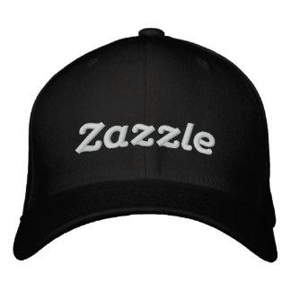 """Logo 4"""" de Zazzle Casquette Brodée"""