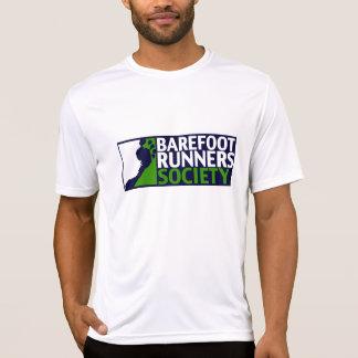 Logo avant de la technologie des hommes t-shirt