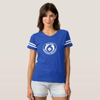 LOGO BLANC sportif de tee - shirt de TB 6 nouveau) T-shirt