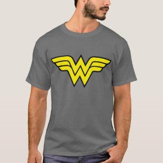 Logo classique de la femme de merveille | t-shirt