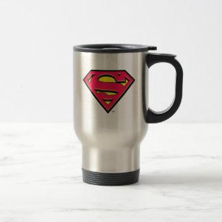 Logo classique du S-Bouclier | de Superman Mug De Voyage