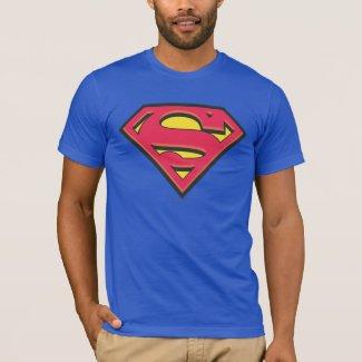 T-shirt basique pour homme, Logo classique SUPERMAN