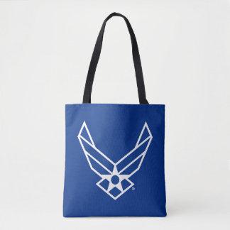 Logo d'armée de l'air des États-Unis - Bleu Sac