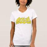Logo de Batgirl T-shirts