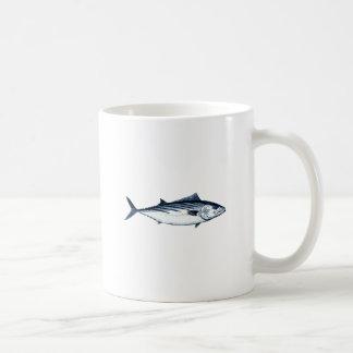 Logo de bonito Pacifique Mug Blanc