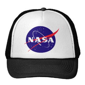 Logo de boulette de viande de la NASA Casquettes