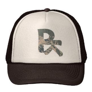 Logo de BROOTLYN dans la jungle Camo Casquette Trucker