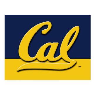 Logo de calorie carte postale