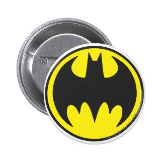 Logo de cercle de batte du symbole | de Batman Badges