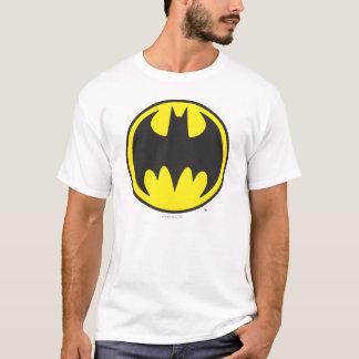 Logo de cercle de batte du symbole | de Batman T-shirt