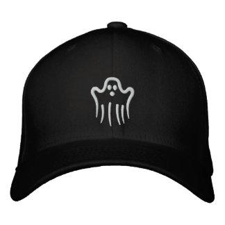 Logo de CHAPEAU de chasseur de fantôme de pierre t Casquette Brodée