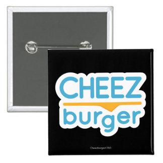 Logo de Cheezburger (couleur) Pin's