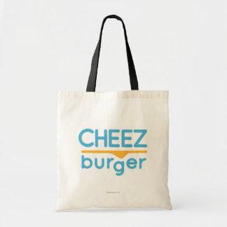 Logo de Cheezburger (couleur) Sac En Toile