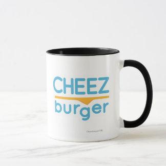 Logo de Cheezburger (couleur) Tasse