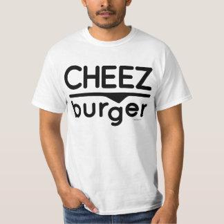 Logo de Cheezburger (noir) T-shirt