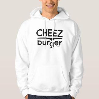 Logo de Cheezburger (noir) Veste À Capuche