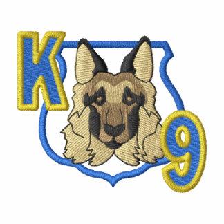 Logo de chien policier