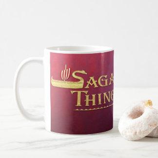 Logo de chose de saga mug