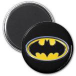 Logo de classique de Batman Aimants