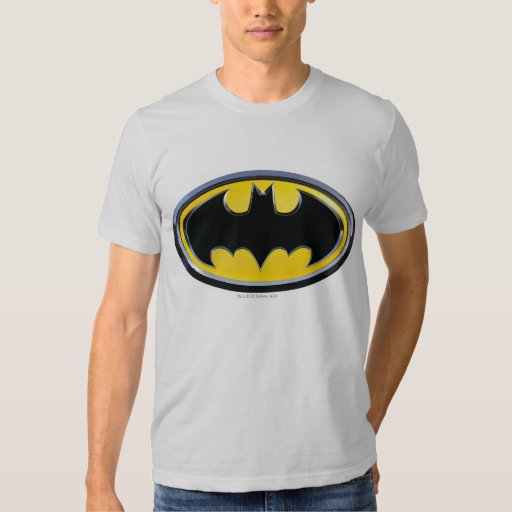 Logo de classique de Batman T-shirts