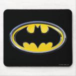 Logo de classique de Batman Tapis De Souris