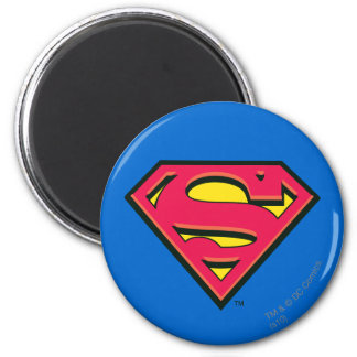 Logo de classique de Superman Aimants