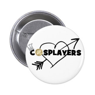 Logo de Cosplayers Badges
