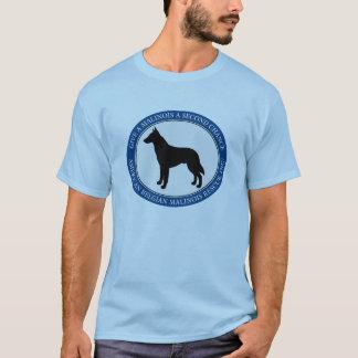 Logo de délivrance de Malinois de T-shirt