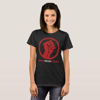 Logo de femmes souterraines de T-shirt de Salsa