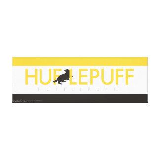 Logo de fierté de Chambre de Harry Potter | Toile