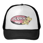 Logo de fromage de Jerry casquettes