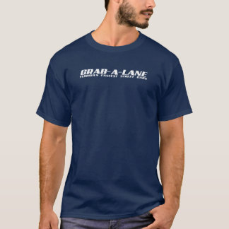 LOGO DE GRAB-A-LANE - T-SHIRT D'ECO