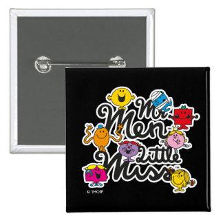 Logo de groupe de M. Men Little Mlle | Pin's