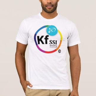 Logo de KFSSI sur le T-shirt de coton