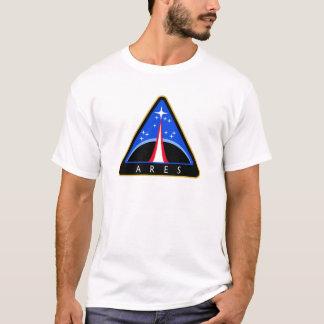 Logo de la NASA Ares Rocket T-shirt