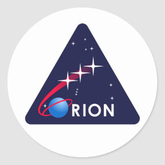Logo de la NASA Orion Adhésifs